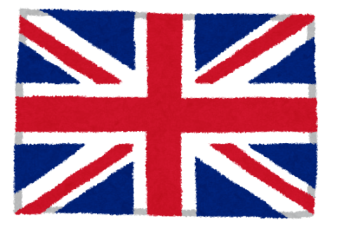United-Kingdom 国旗